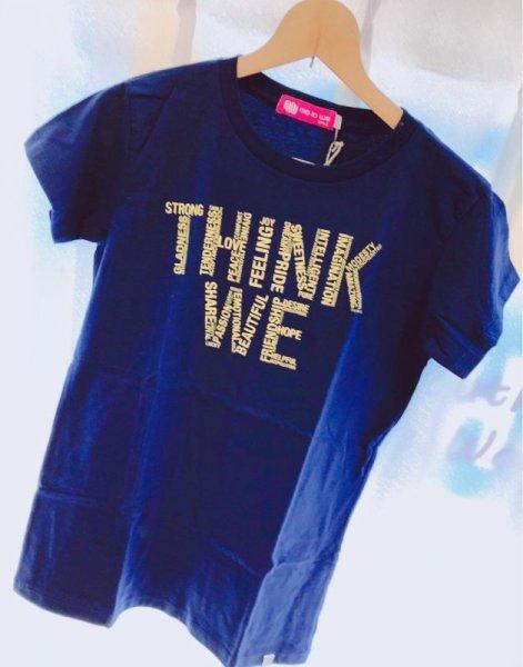 画像1: ☆ME to WE Tシャツ☆ WOMEN'S: THINK WE (1)